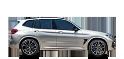BMW X3 M 2019-2021 новый кузов комплектации и цены