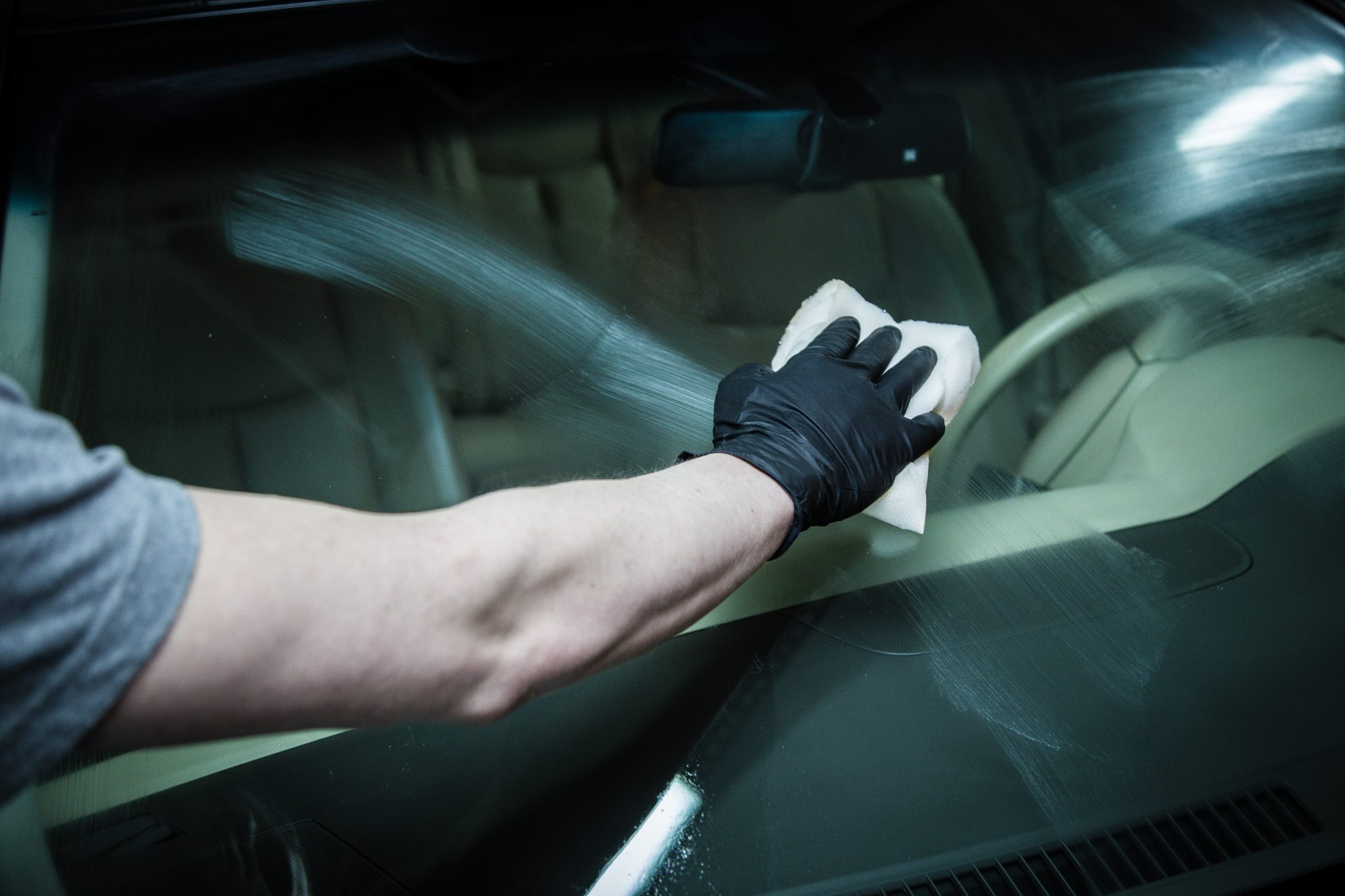 Как сделать «антидождь» для автомобиля своими руками?