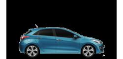 Hyundai i30 Хэтчбек 5 дверей 2012-2015