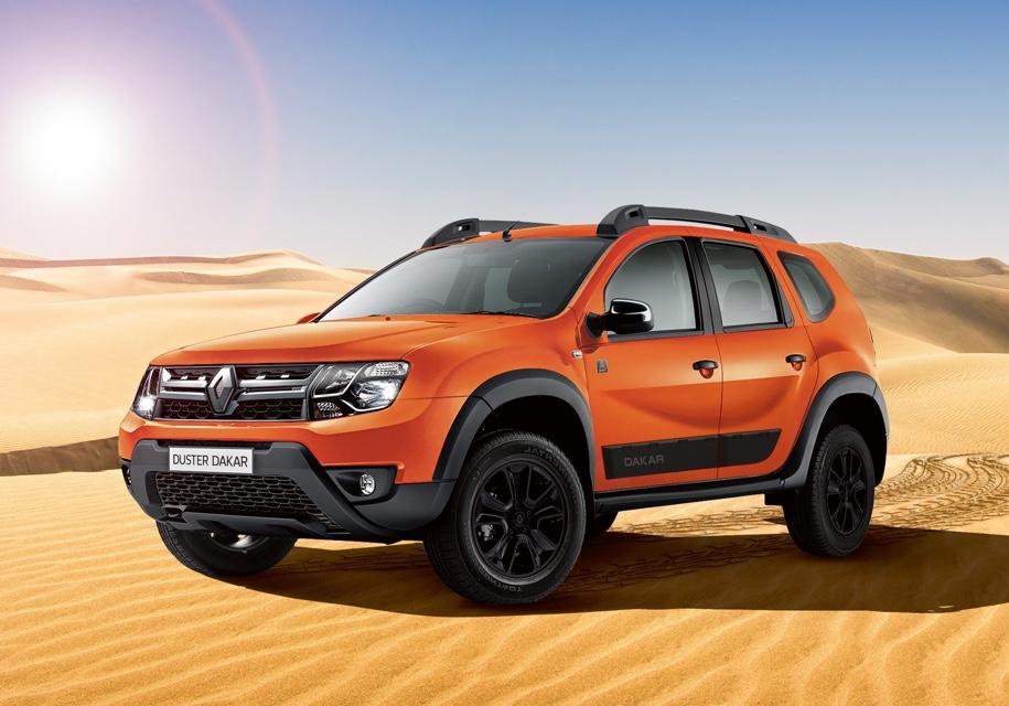 Рэно везёт в Российскую Федерацию обновленную спецверсию Рено Duster Dakar