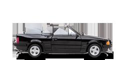 Ford Escort кабриолет 1995-2000