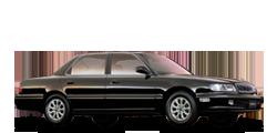 Hyundai Grandeur 1992-1998