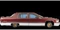 Cadillac Fleetwood  - лого