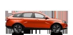LADA (ВАЗ) Vesta SW Cross универсал 2015-2021 новый кузов комплектации и цены