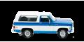 Chevrolet Blazer  - лого
