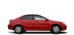 KIA Cerato седан 2003-2006
