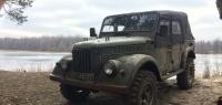 Интересные факты о ГАЗ-69