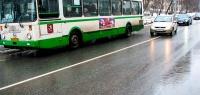 Как можно получить штраф за объезд автобуса на остановке?