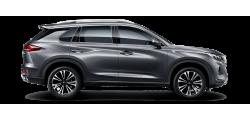 GAC CS5 2020-2021 новый кузов комплектации и цены
