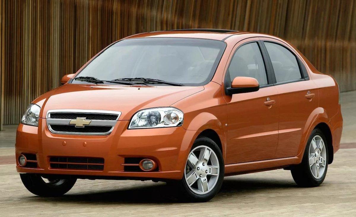 Chevrolet Aveo Овечка
