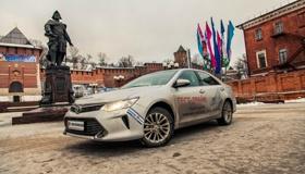 Toyota Camry: Лидер меняет тактику