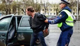 3 нарушения, за которые водитель может оказаться за решёткой