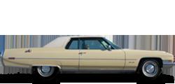 Cadillac DeVille купе-кабриолет 1971-1976