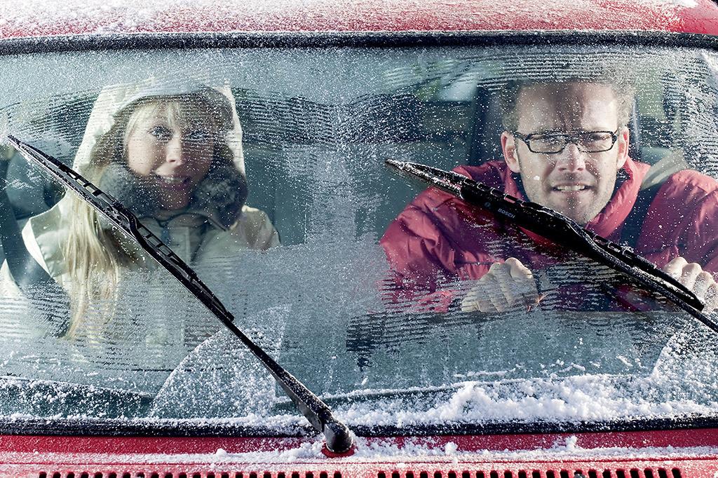 Как заставить печку в машине лучше обогревать салон?