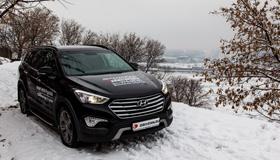 Hyundai Grand Santa Fe: Дом на колёсах