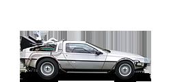 DeLorean DMC-12 Машина времени 1981-1982