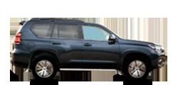 Toyota Land Cruiser Prado 2017-2021 новый кузов комплектации и цены