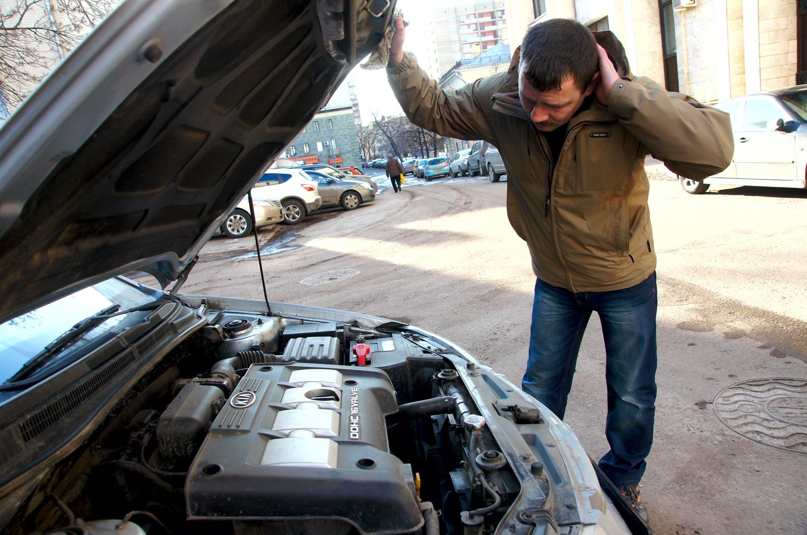 Признаки необходимости продажи авто