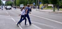 Мнение трети водителей: штрафы для пешеходов необходимо ужесточить