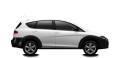 SEAT Altea Фритрэк 2009-2015