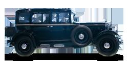 Audi Typ R универсал 1927-1929