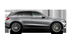 Mercedes-Benz GLC-класс среднеразмерный кроссовер 2015-2021 новый кузов комплектации и цены